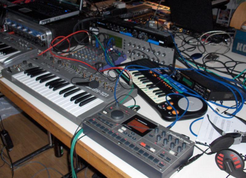 Synthesizer Treffen Bild 1