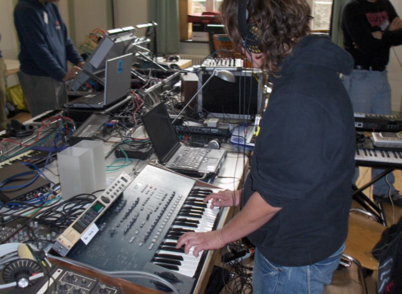Synthesizer Treffen Bild 18