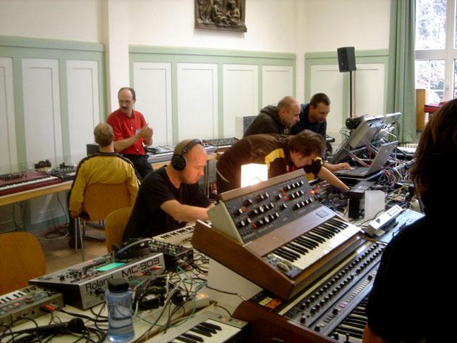 Synthesizer Treffen Bild 51