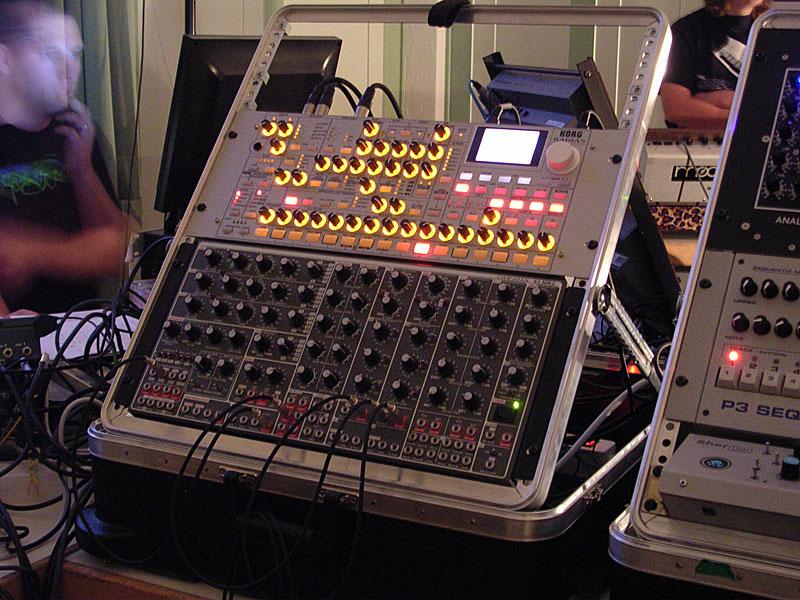 Synthesizer Treffen Bild 73