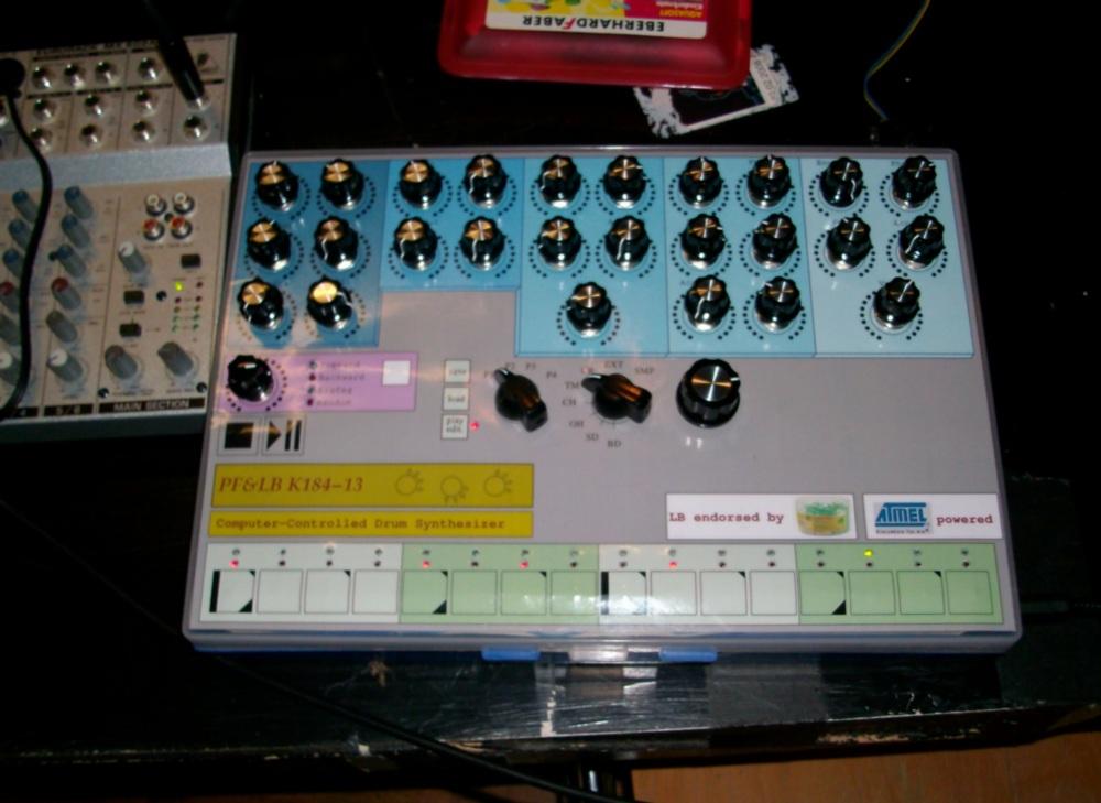 Synthesizer Treffen Bild 7